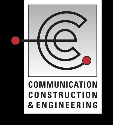 Logo Construction Communication Engineering