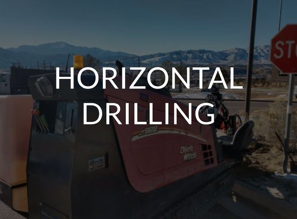 Horizontal Drilling - Communication Construction and Engineering