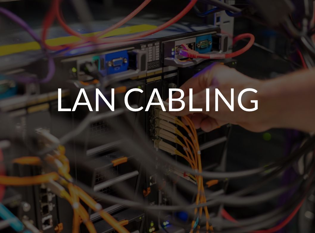 Lan Cabling - Communication Construction and Engineering