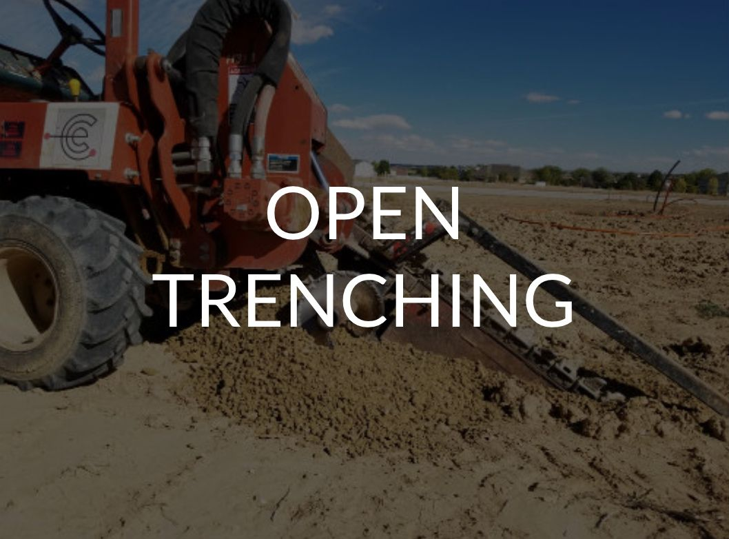Open Trenching - Communication Construction and Engineering